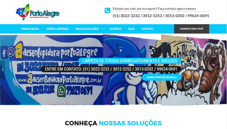 A Desentupidora Porto Alegre