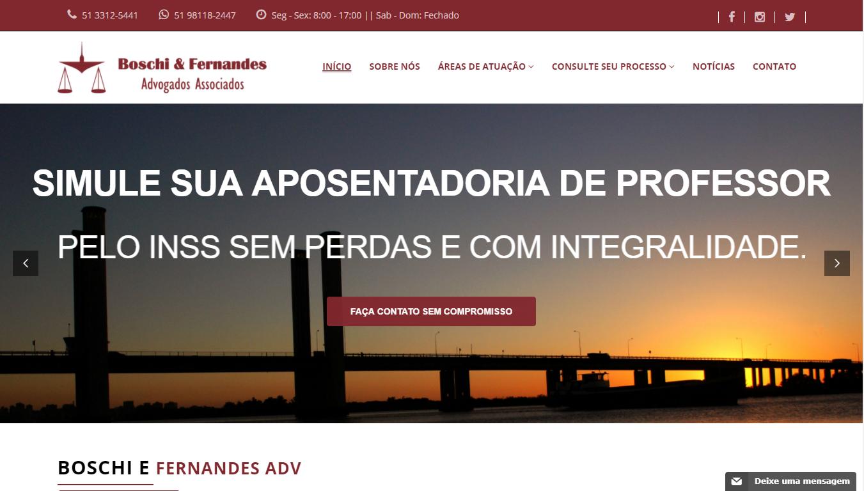Projeto Boschi & Fernandes