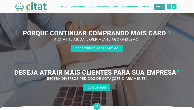 Projeto Citat - Cotações Online