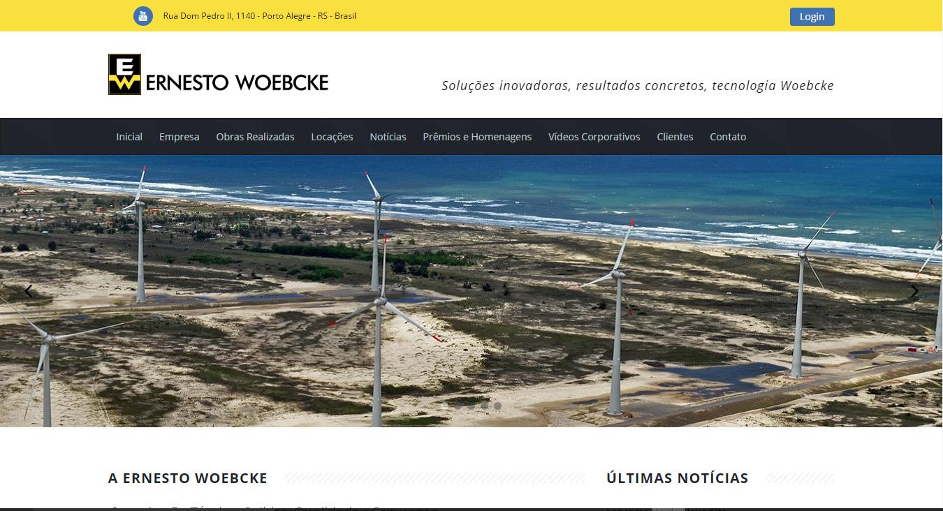 Projeto Ernesto Woebcke