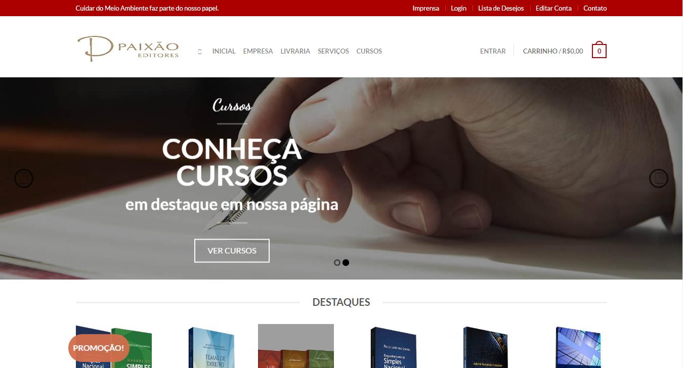 Projeto Paixão Editores