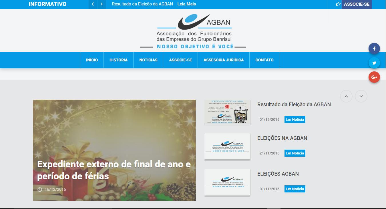 Projeto AGBAN
