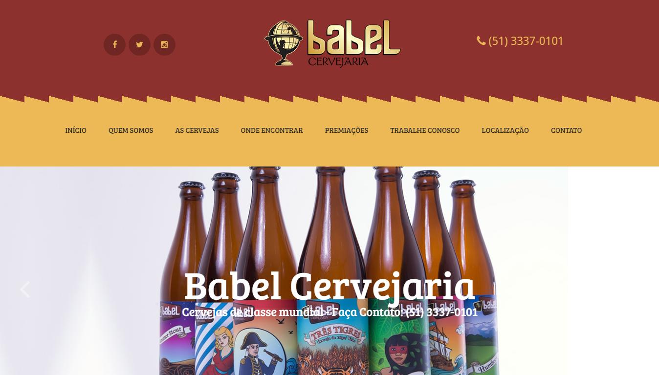 Projeto Cerveja Babel