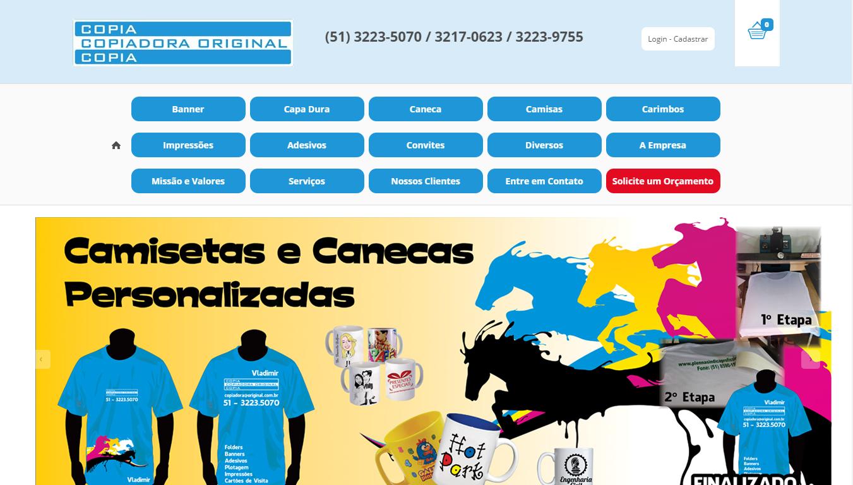 Projeto Copiadora Original