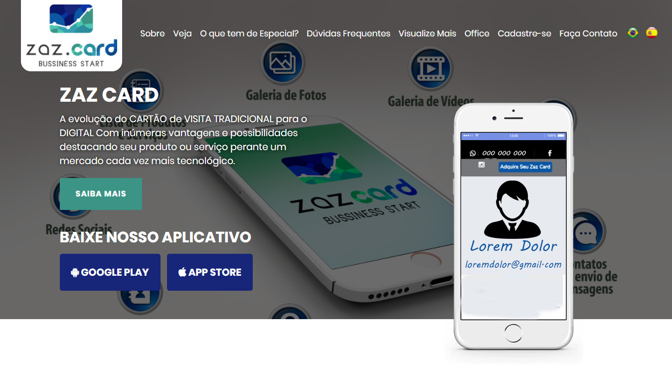 Projeto Zaz CARD